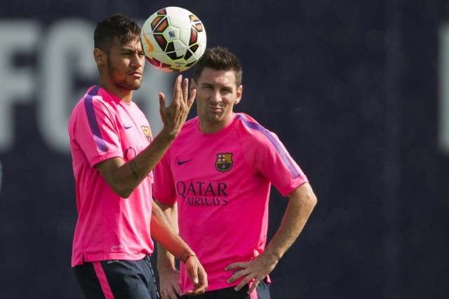 Barcelona visita al Levante