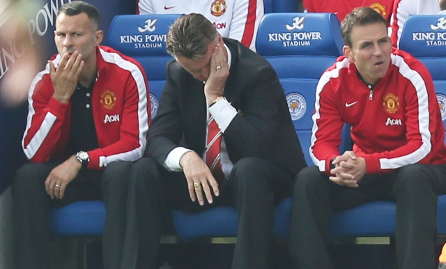 Manchester United sufre debacle colosal