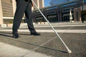 ¿Sabes por qué los ciegos pueden ubicarse con facilidad?