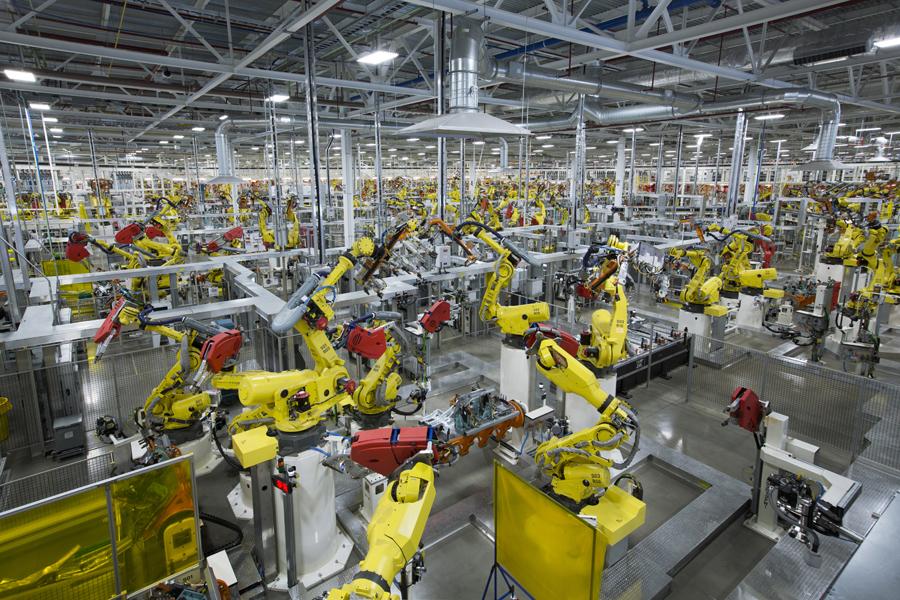 Chrysler 200 Factory Tour: una experiencia virtual en Google Maps