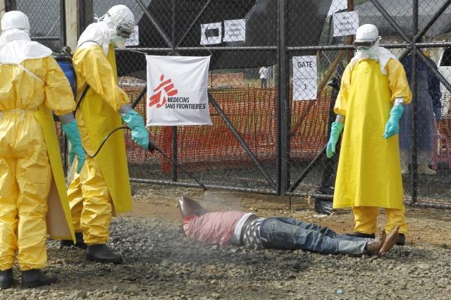 Ebola afectará a más de un millón