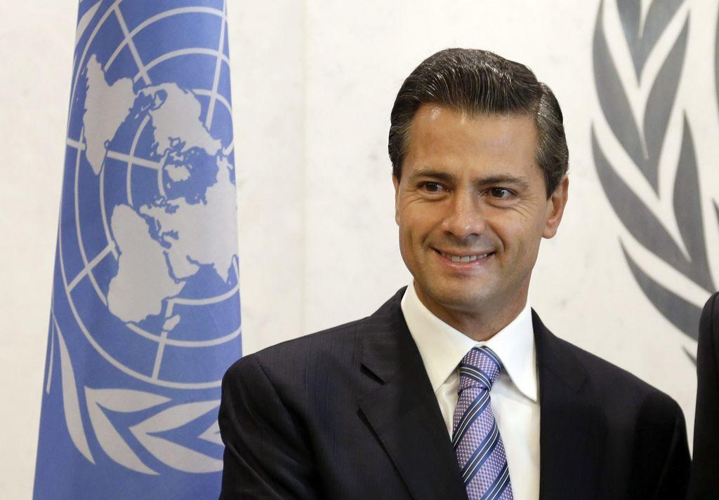 México participará en misiones de paz de la ONU