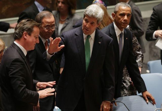 ONU exige perseguir a los que traten de unirse a terroristas