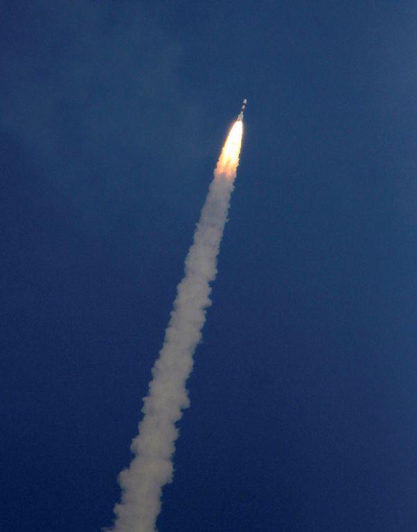 Sonda espacial de India ingresa a órbita de Marte