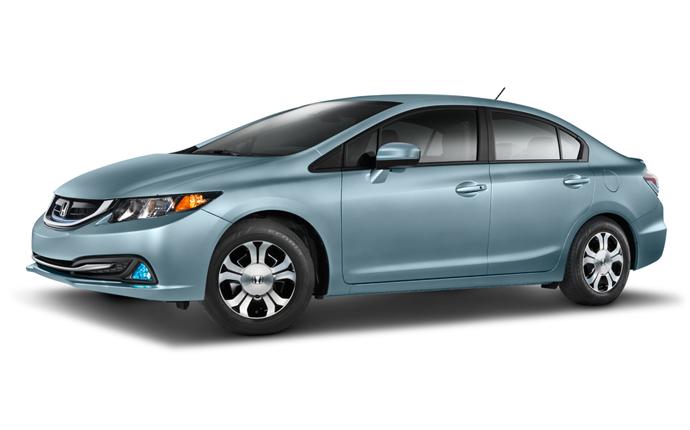 Honda Civic Hybrid: prueba de manejo