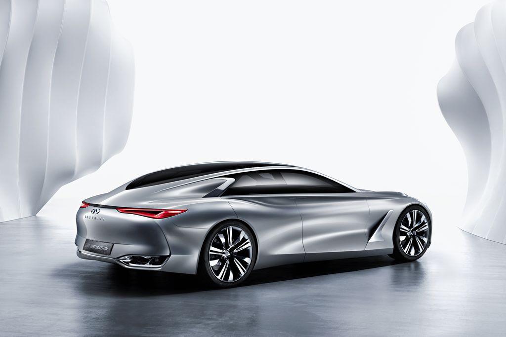 Infiniti presentará el Q80 en el Auto Show de París