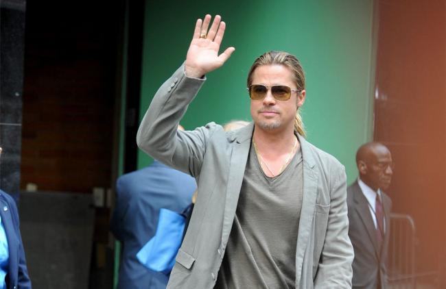 Primera novia de Brad Pitt le define como 'el sueño de toda mujer'