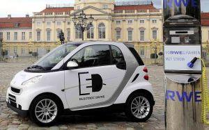 Vehículos eléctricos en Alemania tienen más privilegios