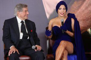 Lady Gaga y Tony Bennett, dos grandes en 'Cheek to Cheek'
