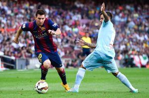401 goles de Messi