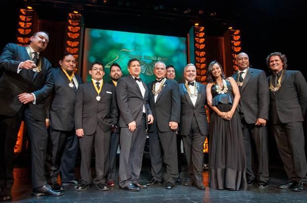 Premios a la Herencia Hispana 2014