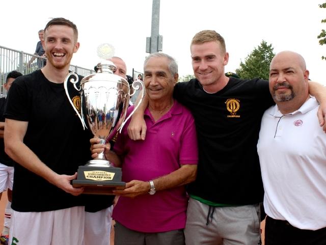 Fútbol local: Lansdowne Boyz gana Copa Sal Rapaglia