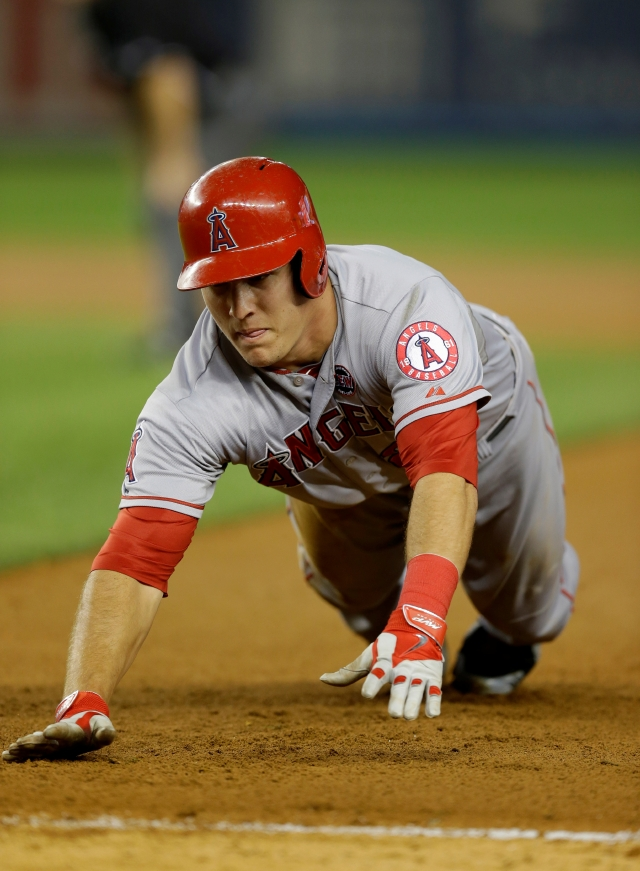 Nadie como Mike Trout