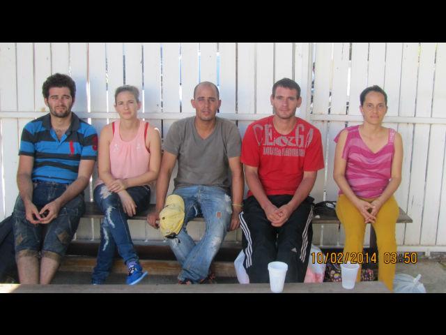 Detienen en Dominicana a cinco cubanos que pretendían ir a Puerto Rico