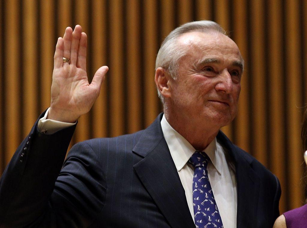 """Bratton promete sacar a las """"manzanas podridas"""" del NYPD"""