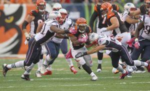Semana 5 NFL: Cambio de poderes en la AFC