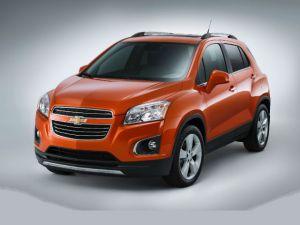 Chevrolet pondrá a la venta el nuevo Trax del 2015