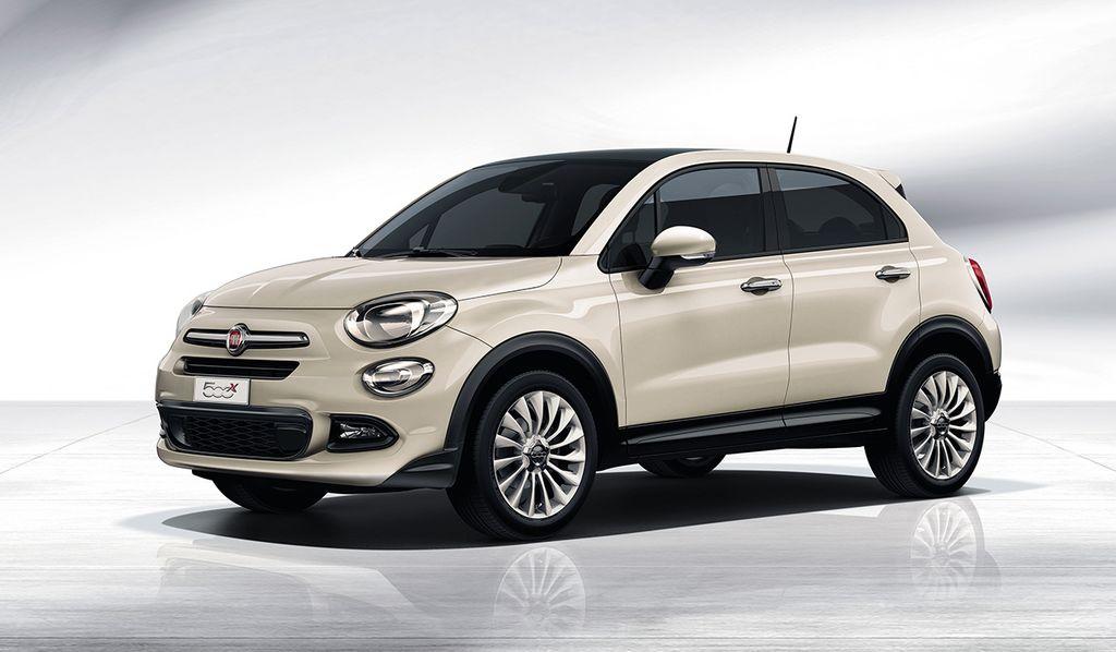 Fiat mostró el nuevo 500X