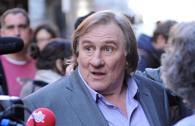 Gerard Depardieu ejerció la prostitución a los 10 años