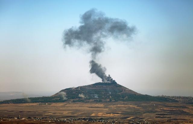 Ejecutan en público a seis soldados iraquíes