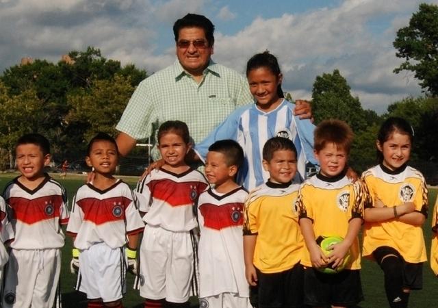 Fútbol local: Dirigente peruano con cargo en ENYYSA