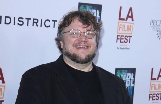 Guillermo Del Toro, además de cineasta es un reconocido escritor.