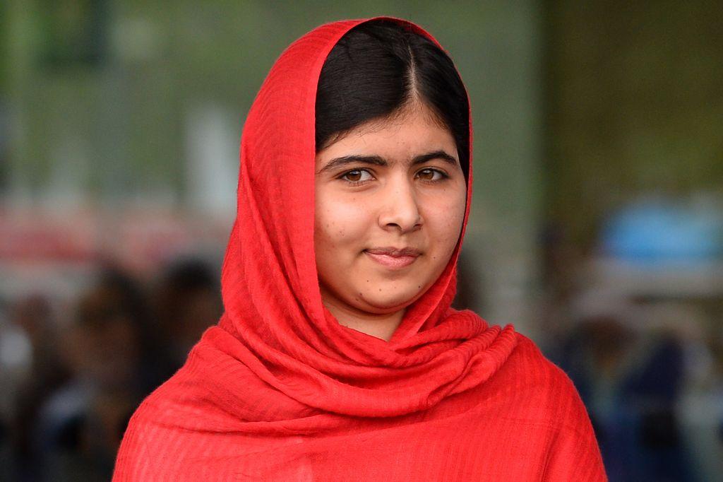 Premio Nobel de la Paz para adolescente Malala Yousafzai