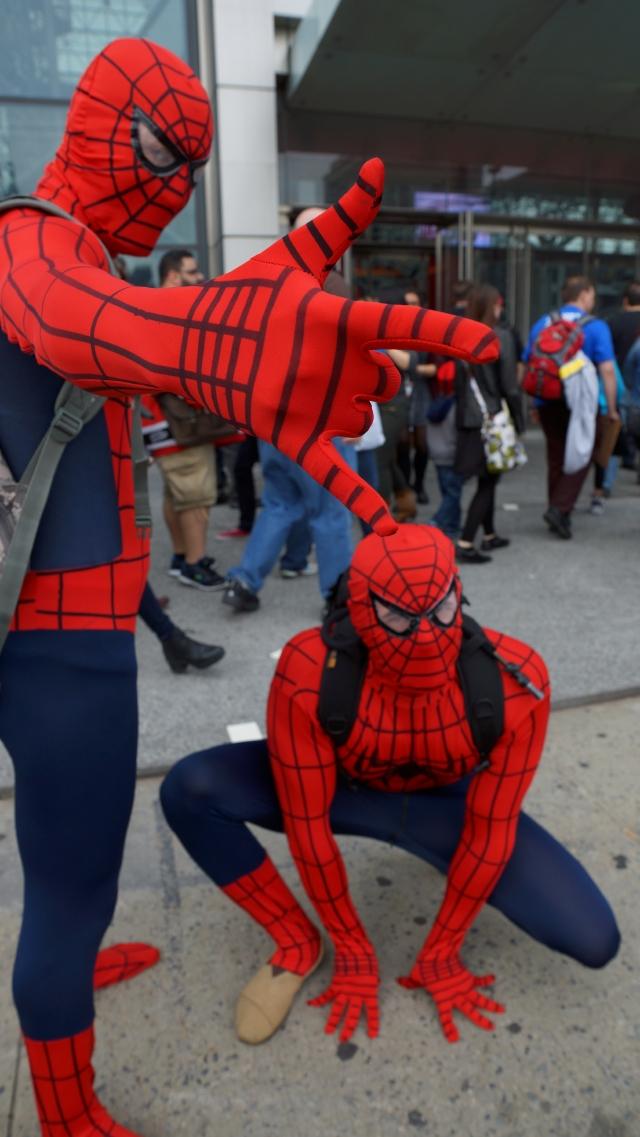 Locos por los cómics en Nueva York