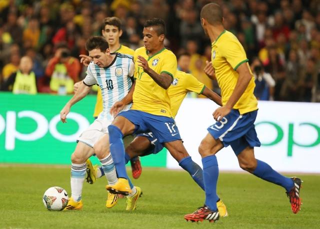 Brasil sana sus heridas