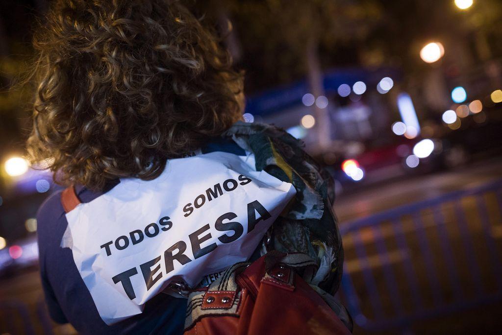 La enferma española infectada con ébola sigue grave
