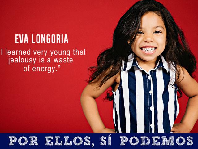 """""""Por Ellos, Sí Podemos"""" motiva a niños con personajes latinos famosos (fotos)"""