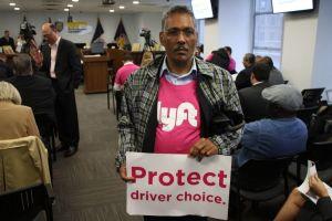 Neoyorquinos tendrán menos taxis para pedir desde el celular