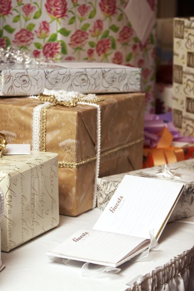 5 consejos para crear tu lista de regalos de boda