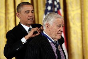 Murió Ben Bradlee, editor del Washington Post durante el Watergate