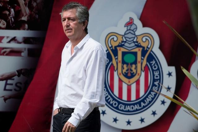 Jorge Vergara promete que Chivas de Guadalajara saldrá fortalecido de su  crisis.