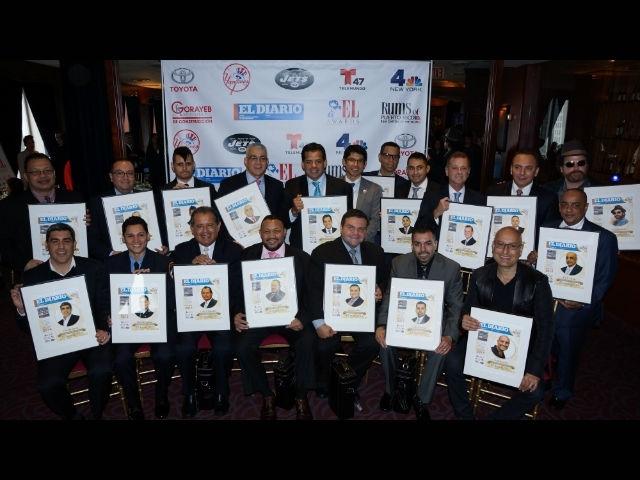 El Diario honra a latinos sobresalientes
