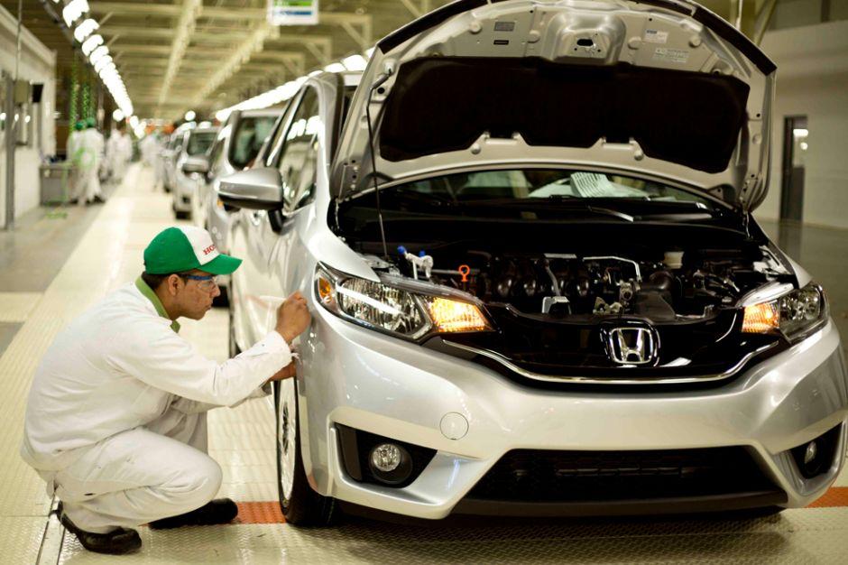 Honda tiene problemas con su planta de Celaya en México