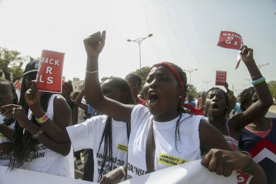 HRW denuncia sufrimiento de secuestradas en Nigeria