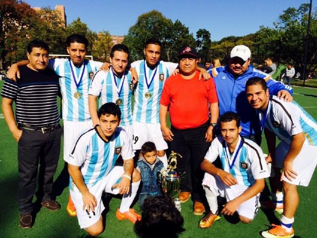 Torneo Clausura  de la Liga Chapina  de El Bronx