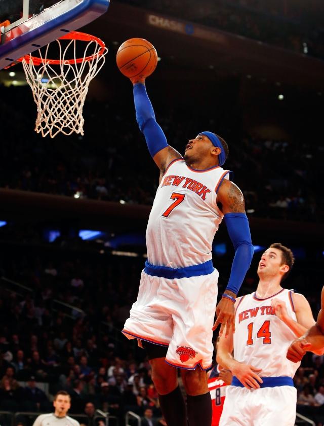 Knicks a escribir primera página del Triángulo