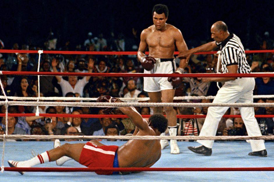 40 años de la pelea más importante en la historia del boxeo
