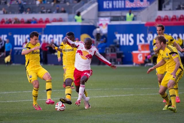 Red Bulls inicia otra batalla por Copa MLS