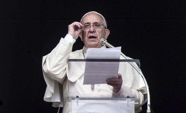Papa celebrará por primera vez a la Virgen de Guadalupe