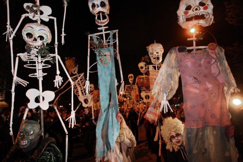 'Miedo' a contagios de COVID-19 obliga a cancelar el Desfile de Halloween en la Gran Manzana