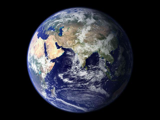 ¿Por qué la Tierra se llama así?
