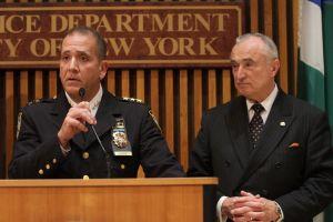 Hispano será el segundo jefe máximo del NYPD