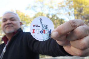 Elecciones en NYC con poca afluencia de votantes (video)