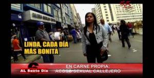 En este país latinoamericano el acoso callejero es una pesadilla (video)