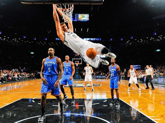 Nets  y López ilusionan en el Barclays Center