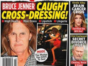 Publican supuestas fotos de Bruce Jenner vestido de mujer